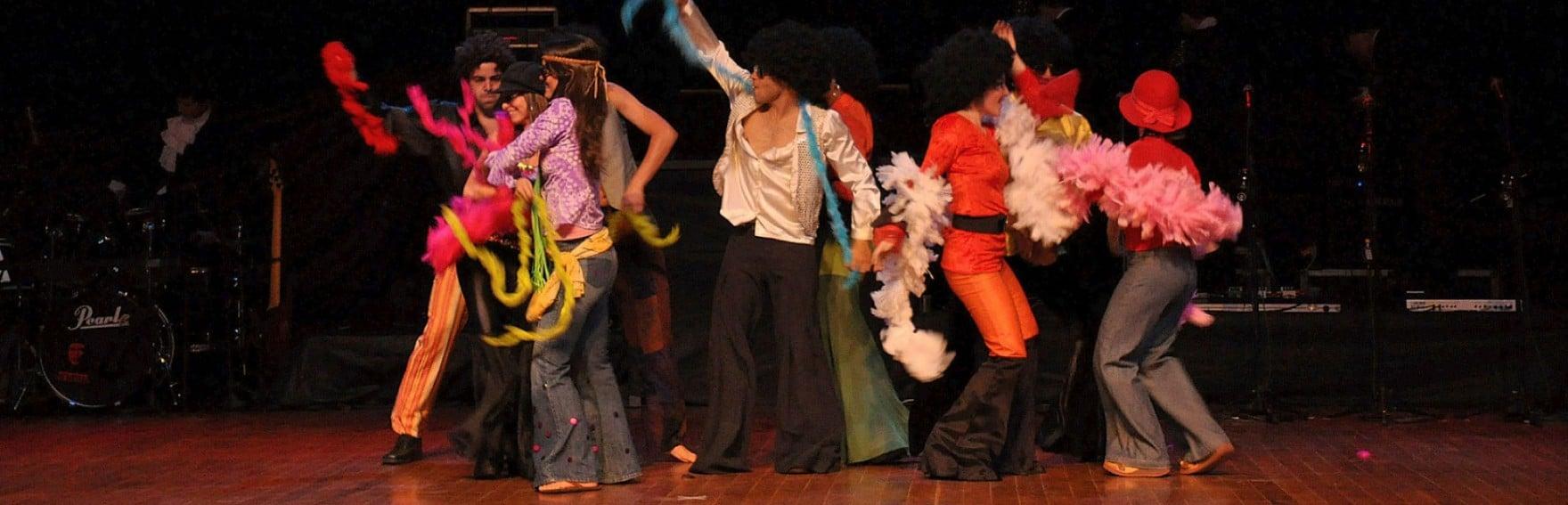 Danse pour un team building comédie musicale