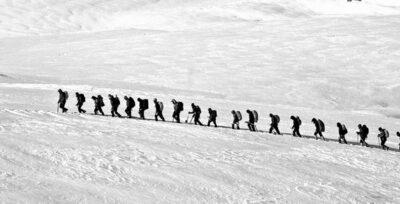 Team Building Stage de survie grand froid