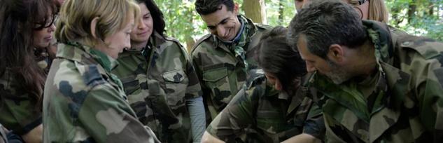 Team Building Opération Commando
