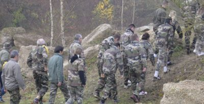 Team Building Stage de Survie Urbain
