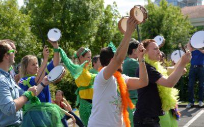 Team Building Ecole de samba