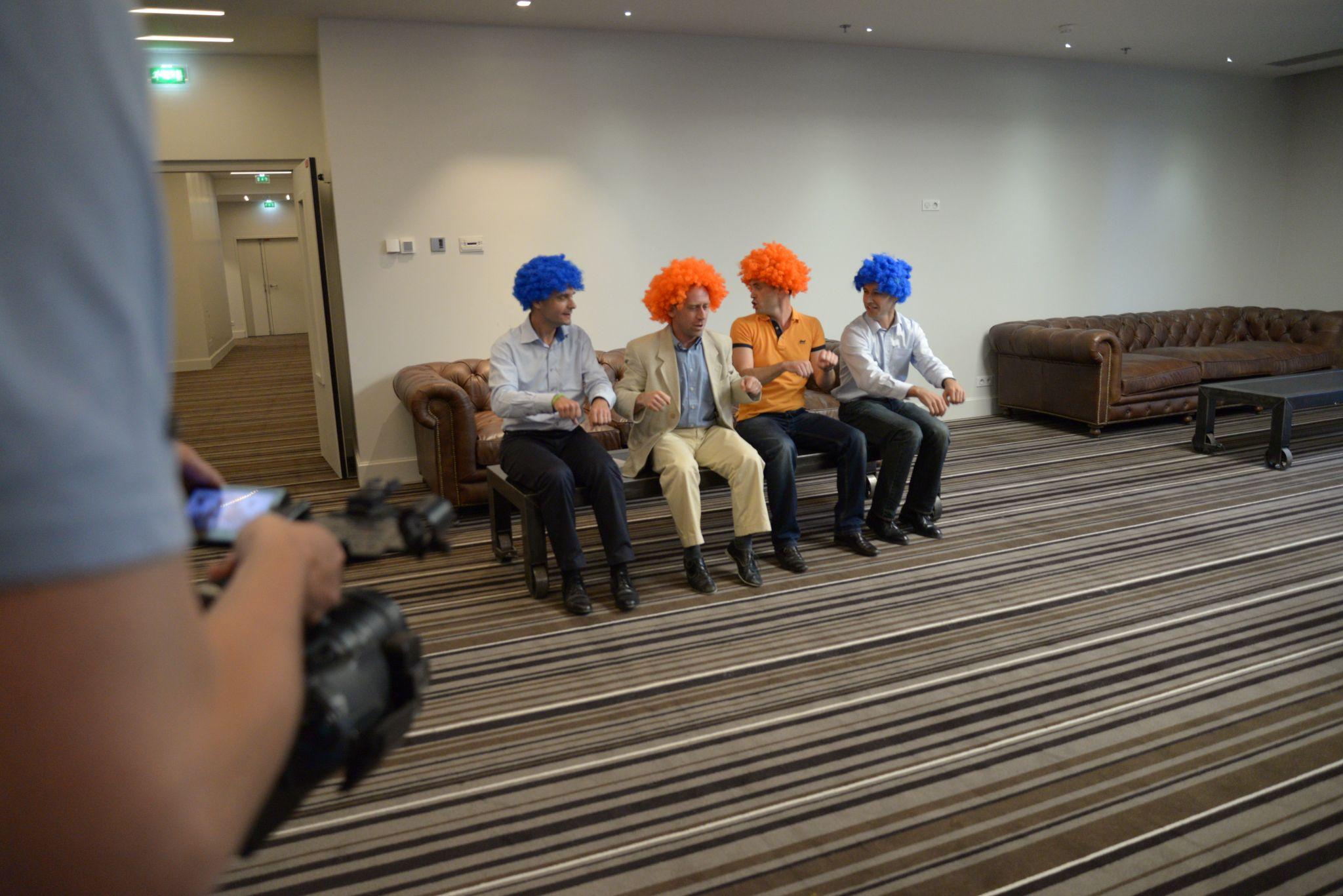 team building clip vidéo