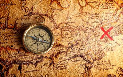 À la recherche du trésor perdu + Abbaye