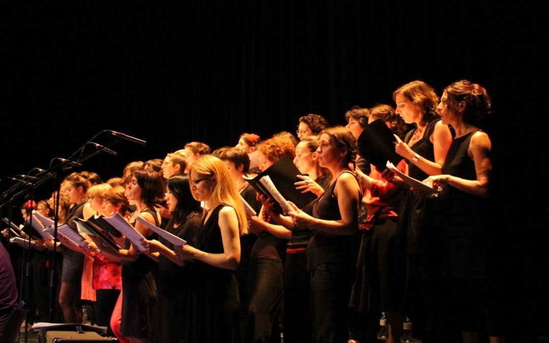 Team Building Chorale