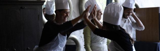 Un team building cuisine pour dynamiser l'esprit d'équipe