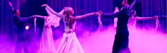 Spectacle de danse : La Valse