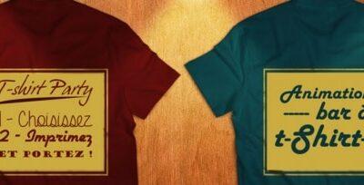 Le Bar à T-shirt