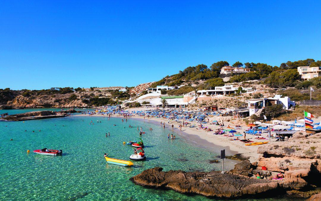 Plages d'Ibiza, Cala Tarida