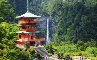 Excursions au Japon !