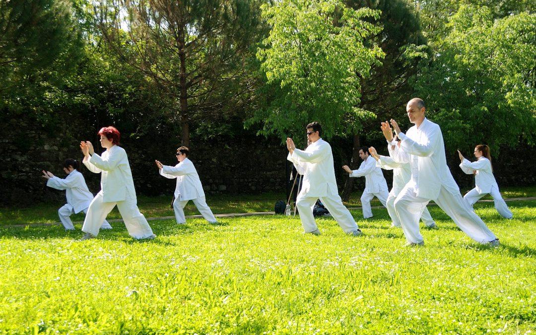 Team Building Taï Chi Chuan