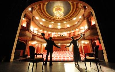 Improvisation Théâtrale + Théâtre Parisien