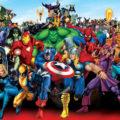 Les héros de Marvel