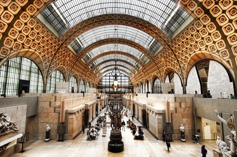 TEAM BUILDING RALLYE DU MUSÉE D'ORSAY